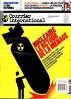 Courrier International Magazine Issue NO 1497