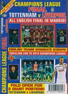Champions League Final 19 Magazine Issue ONE SHOT