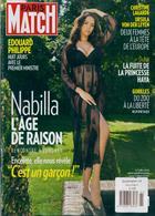 Paris Match Magazine Issue NO 3661