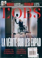 L Obs Magazine Issue NO 2853