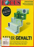 Focus (German) Magazine Issue NO 28