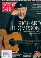 Acoustic Guitar Magazine Issue JUL-AUG