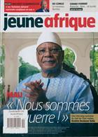 Jeune Afrique Magazine Issue NO 3051