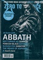 Zero Tolerance Magazine Issue NO 91