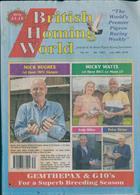 British Homing World Magazine Issue NO 7483