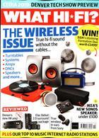 What Hifi Magazine Issue OCT 19