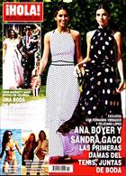 Hola Magazine Issue NO 3914