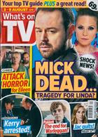 Whats On Tv England Magazine Issue 03/08/2019