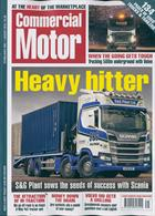 Commercial Motor Magazine Issue 01/08/2019