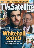Tv & Satellite Week  Magazine Issue 03/08/2019