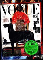 Vogue Italian Magazine Issue NO 825