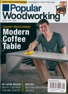 Popular Woodworking (Us) Magazine Issue AUG 19