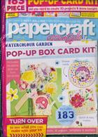 Papercraft Essentials Magazine Issue NO 176