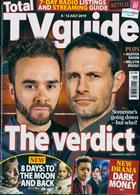 Total Tv Guide England Magazine Issue NO 28