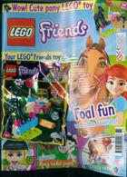 Lego Friends Magazine Issue NO 61