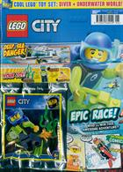 Lego City Magazine Issue NO 16