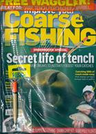 Improve Your Coarse Fishing Magazine Issue NO 352