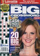 Lovatts Big Crossword Magazine Issue NO 323