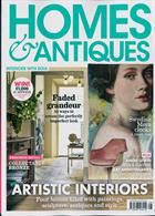 Homes & Antiques Magazine Issue ART/323