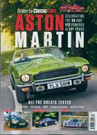 Driven By Classic Cars Magazine Issue ASTON V8