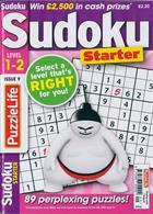 Puzzlelife Sudoku L 1&2 Magazine Issue NO 9