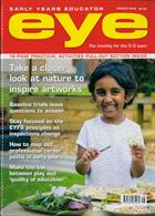 Early Years Educator Magazine Issue AUG 19