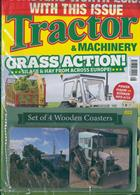 Tractor And Machinery Magazine Issue AUG 19