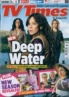 Tv Times England Magazine Issue 10/08/2019