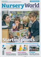 Nursery World Magazine Issue 08/07/2019