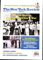 New York Review Of Books Magazine Issue 27/06/2019