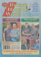 British Homing World Magazine Issue NO 7484