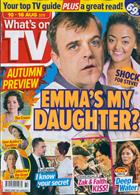 Whats On Tv England Magazine Issue 10/08/2019