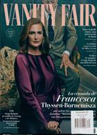 Vanity Fair Spanish Magazine Issue NO 130