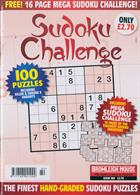 Sudoku Challenge Monthly Magazine Issue NO 180