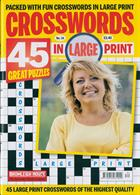 Crosswords In Large Print Magazine Issue NO 34