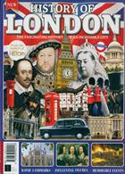 Bz All About Hist Book London Magazine Issue ONE SHOT