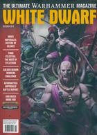 White Dwarf Magazine Issue OCT 19