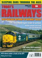 Todays Railways Uk Magazine Issue AUG 19