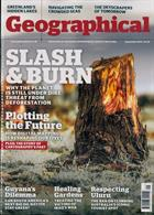Geographical Magazine Issue SEP 19