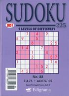 Just Sudoku 225 Magazine Issue NO 88