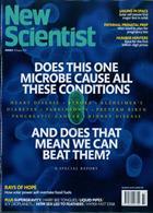 New Scientist Magazine Issue 10/08/2019