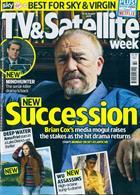 Tv & Satellite Week  Magazine Issue 10/08/2019