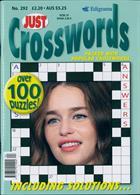 Just Crosswords Magazine Issue NO 292