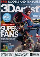 3D Artist Magazine Issue NO 136