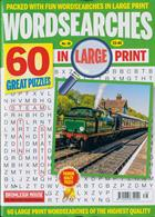 Wordsearches In Large Print Magazine Issue NO 38