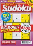 Everyday Sudoku Magazine Issue NO 163