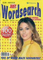 Just Wordsearch Magazine Issue NO 318