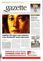 Antique Trades Gazette Magazine Issue 13/07/2019