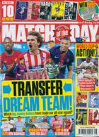Match Of The Day  Magazine Issue NO 562