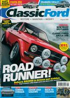 Classic Ford Magazine Issue AUG 19